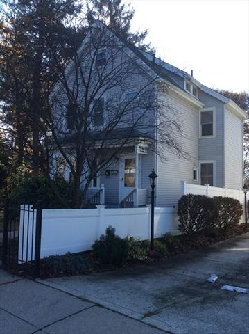 215 Dana Avenue Boston MA 02136