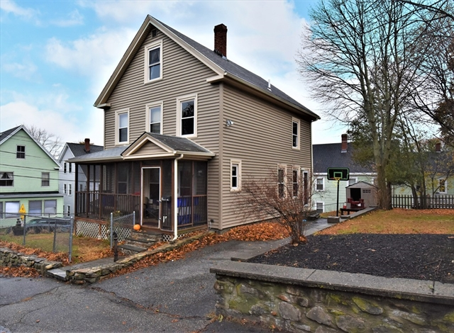 5 Lewis Street Andover MA 01810