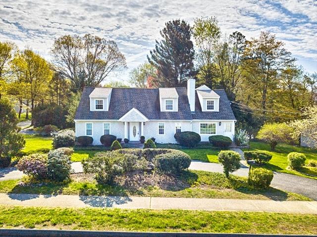 245 Blueberry Hill Road Longmeadow MA 01106