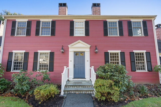 46 Jericho Rd, Weston, MA, 02493,  Home For Sale
