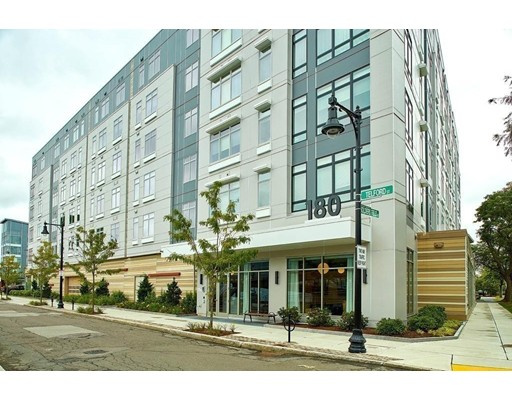 180 Telford Street Unit 212, Boston - Brighton, MA 02135