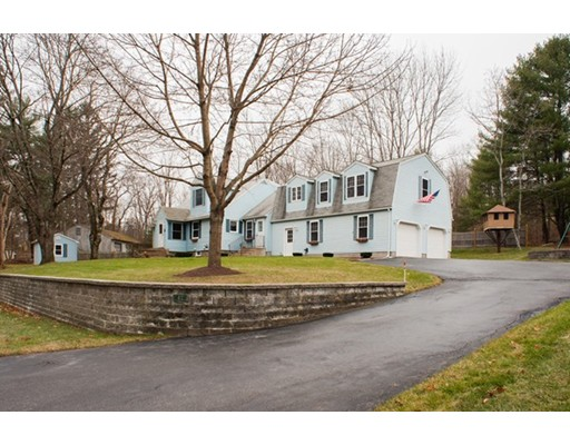 47 Wire Village Rd, Spencer, MA 01562