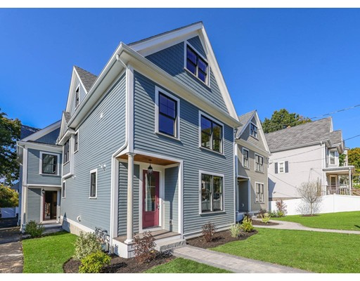 11 June Street Unit 11, Boston - Roslindale, MA 02131