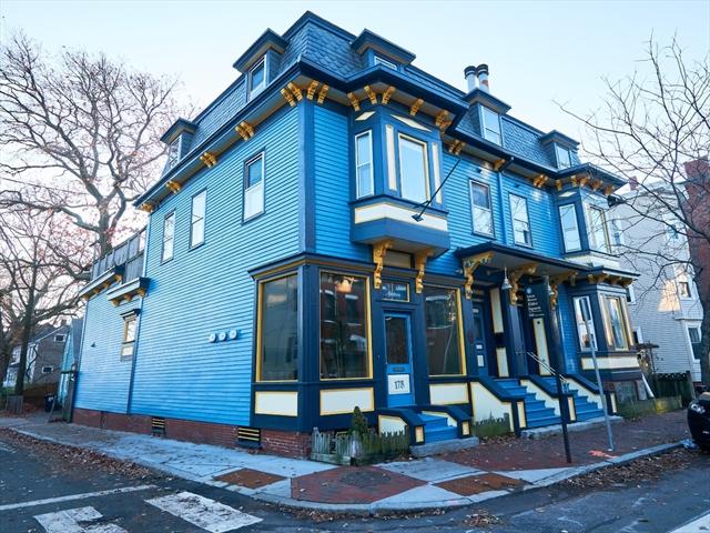 178 Harvard St, Cambridge, MA, 02139,  Home For Sale