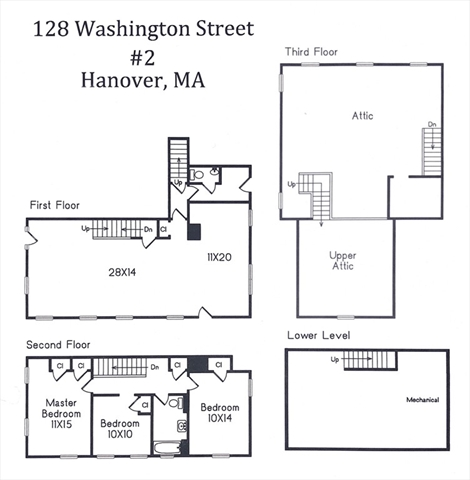 128 Washington Street Hanover MA 02339