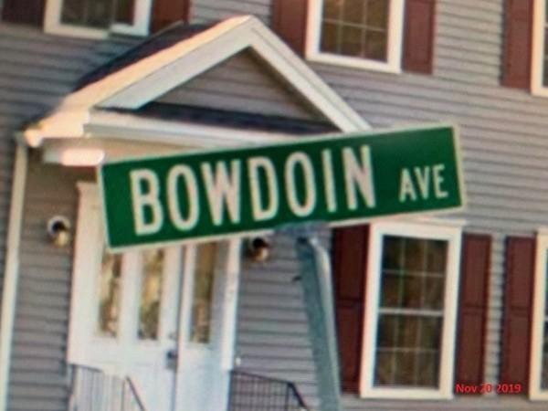 101 Bowdoin Avenue Waltham MA 02451