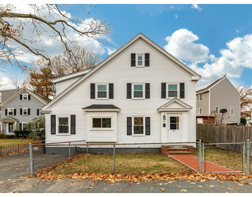 55 Bourne St, Boston - Jamaica Plain, MA 02130