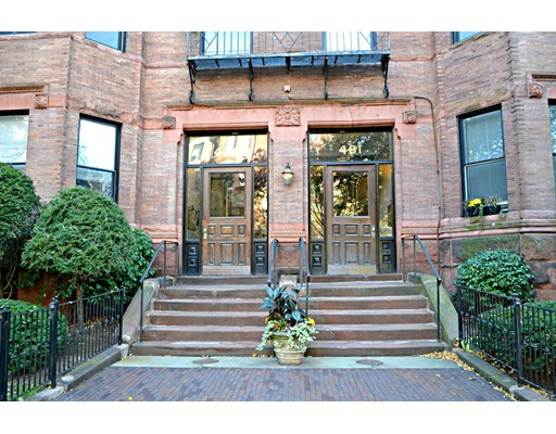 479 Beacon Street Unit 22, Boston - Back-bay, MA 02115