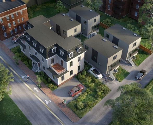 16 Norfolk Court, Cambridge, MA, 02139, Central Square Home For Sale