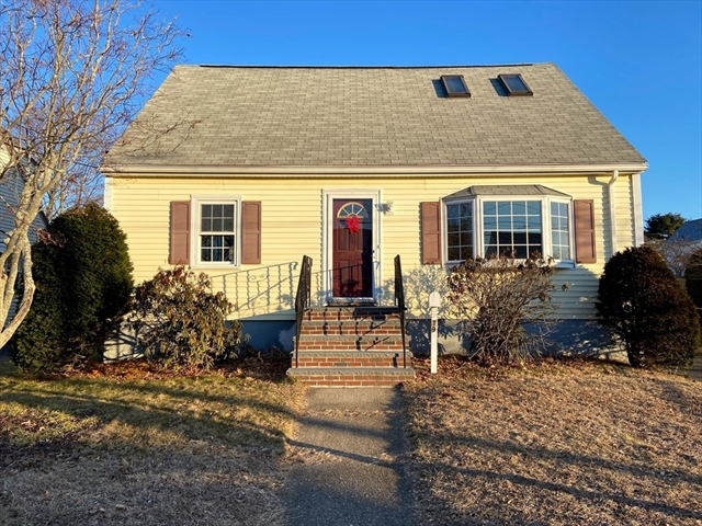 19 Sanford Street Boston MA 02136