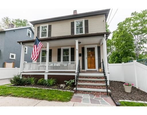 35 Glenellen Rd, Boston - West Roxbury, MA 02132