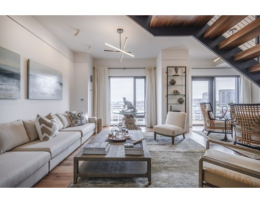 300 Pier 4 Blvd Unit PHI, Boston - Seaport, MA 02210