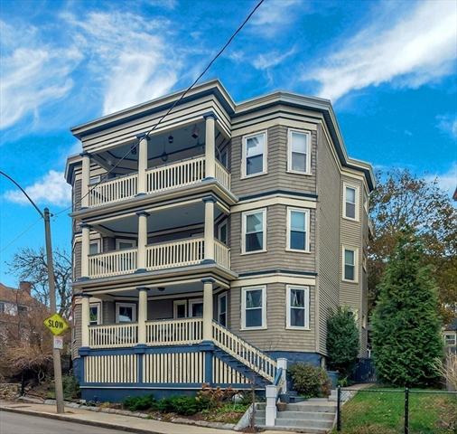 14 Wilbur Street Boston MA 02125