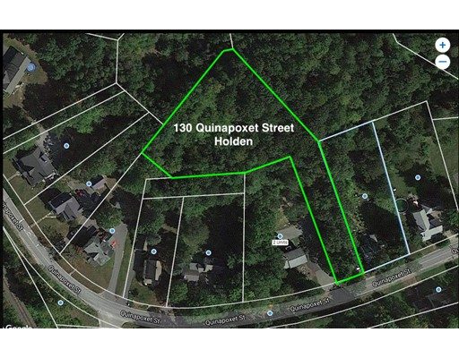 130 Quinapoxet Street, Holden, MA 01522
