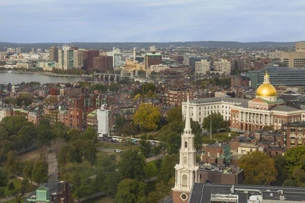 1 Franklin St FURNISHED Boston MA 02110