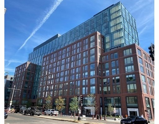 Condominium/Co-Op for sale in The Quinn, 14H South End, Boston, Suffolk