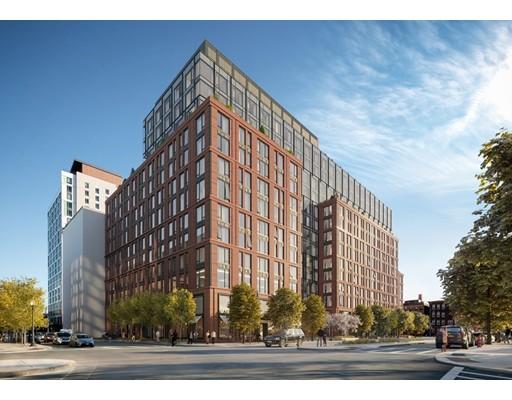 380 Harrison Ave. Unit 1110, Boston - South End, MA 02118