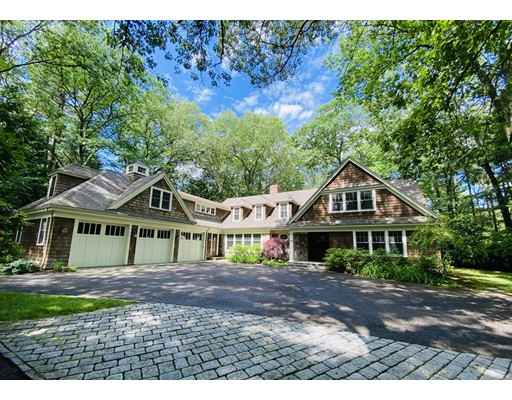 216 Winding River Road, Wellesley, MA 02482