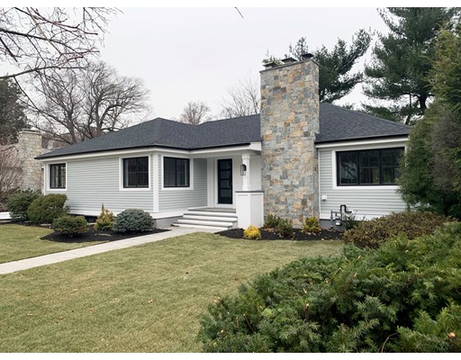 86 Woodcliff Rd, Brookline, MA 02467
