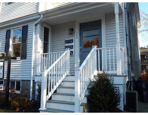 169 Sycamore Unit 1, Boston - Roslindale, MA 02131