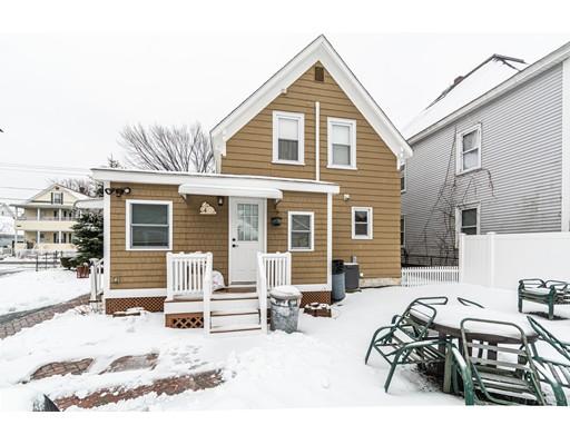 219 Ludlam Street, Lowell, MA 01850