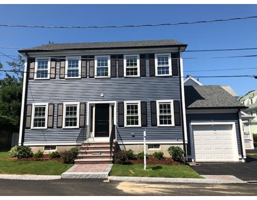 9 GRANT PLACE Unit 2, Waltham, MA 02451