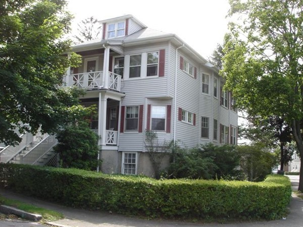 1-3 Vincent Ave, Belmont, MA, 02478,  Home For Sale
