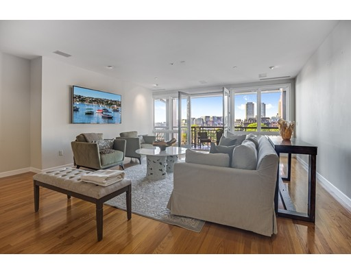 40 Battery Street Unit 502, Boston - North End, MA 02109