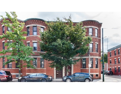870 Huntington Ave. Unit 2, Boston - Mission Hill, MA 02115