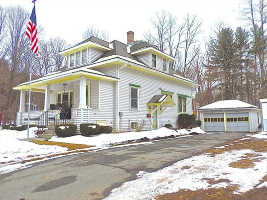 121 Bridge Street, Shelburne, MA<br>$269,900.00<br>0.47 Acres, 4 Bedrooms