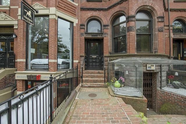 246 Newbury Street Boston MA 02116