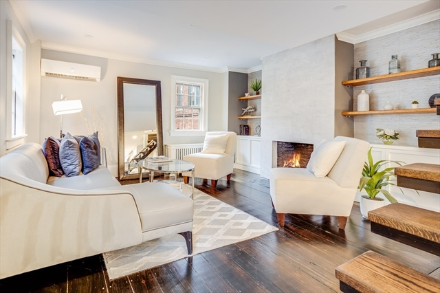 36 Joy Court, Boston, MA, 02108, Beacon Hill Home For Sale