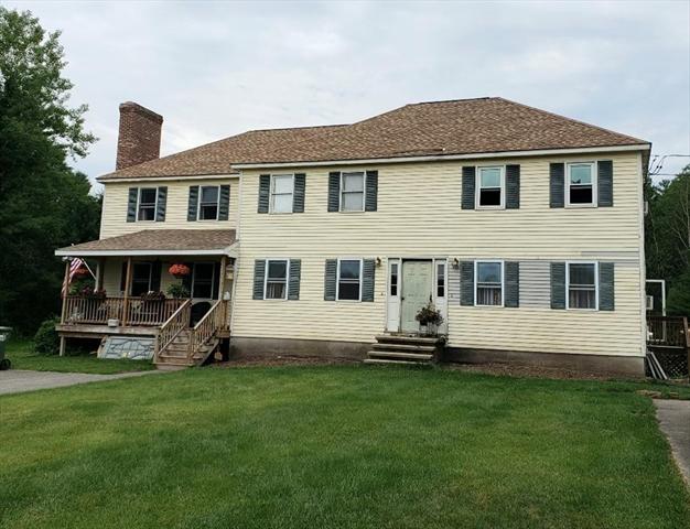411 Nashua Rd, Groton, MA, 01450,  Home For Sale