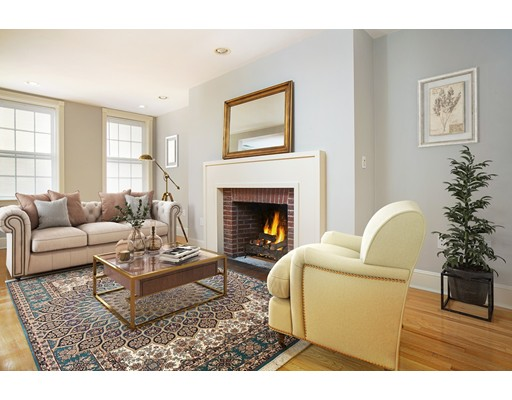 81 Phillips Street Unit 2B & 2C, Boston - Beacon Hill, MA 02114