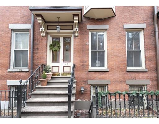 46 East Springfield St Unit 2, Boston - South End, MA 02118