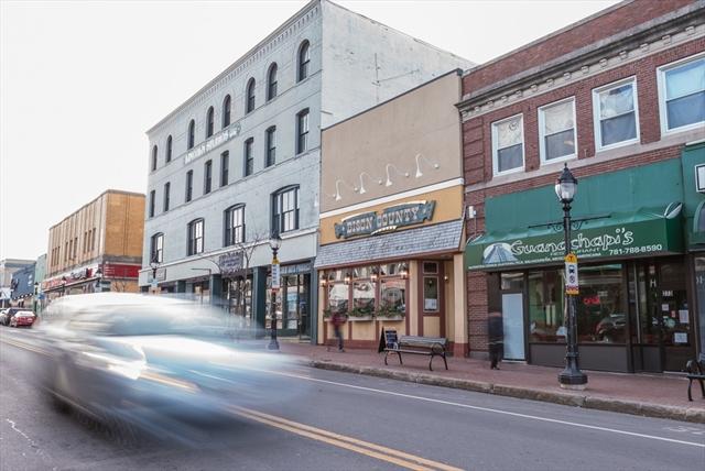100 Downtown Street Waltham MA 02453