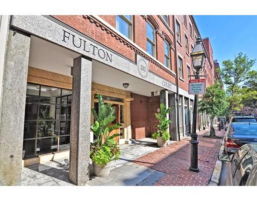 100 Fulton St Unit 4T, Boston - North End, MA 02109