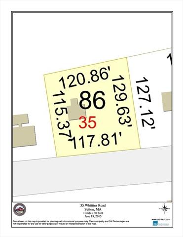35 Whitins Road Sutton MA 01590