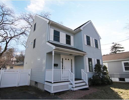 88 Princeton Ave, Waltham, MA 02451
