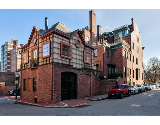 2 Beaver Street, Boston - Beacon Hill, MA 02108