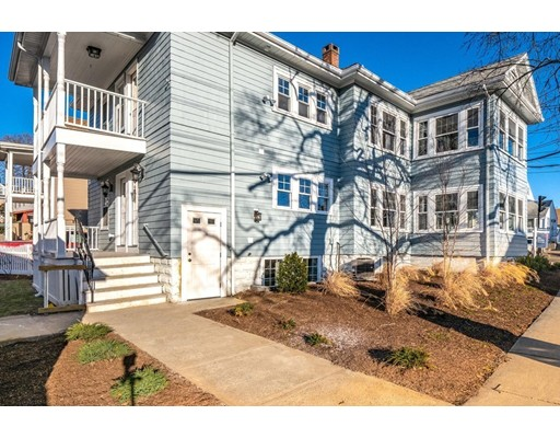 168 Forest Street Unit 1, Medford, MA 02155