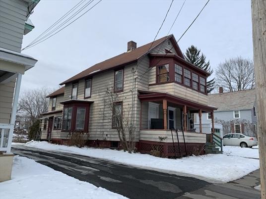 180 Chapman St, Greenfield, MA: $159,000