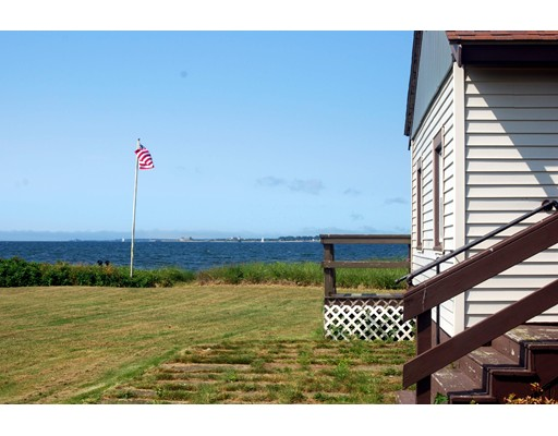 """OCEANFRONT!!!!  This is your opportunity to live your ocean dream!  Over a third of an acre directly on the water!  This adorable 3 room year round cottage (per field card) has views of Priests Cove, gaze at the Butler Flat Lighthouse and watch the parade of marine life everyday.  The cottage is fatigued, but livable.  Tear down to the footprint and build your dream home or fix up the existing structure and rent for investment income.  This opportunity doesn't come around often, parcel has been part of the same family for over 60 years.  Buyer and buyer's agent to do due diligence.  Home is being offered """"as is"""" with no improvements being made."""