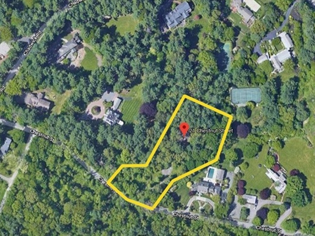 21 Chestnut St, Weston, MA, 02493,  Home For Sale