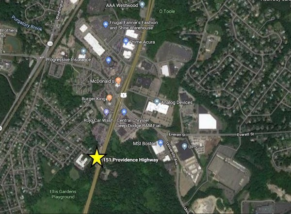 151 Boston Providence Turnpike Norwood MA 02062