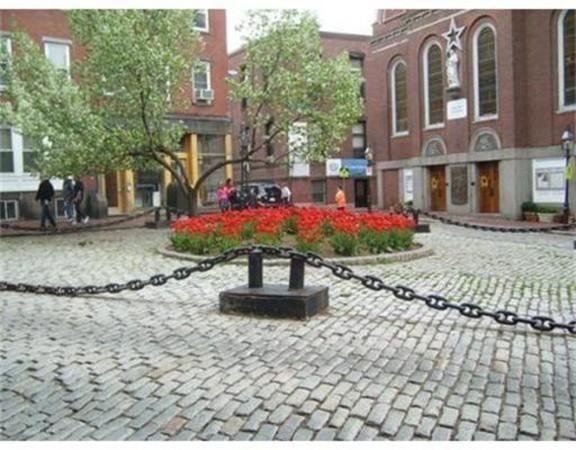 14 North Square Boston MA 02113