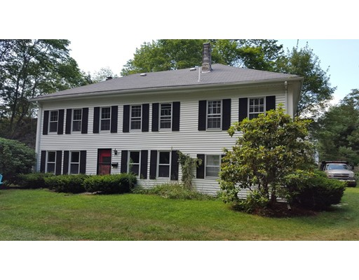 This is the space you wanted in the place you wanted!      Large 2 to 3 bedroom unit in a two family building, just steps to Cohasset Village and all of its lovely shops and restaurants etc. Old building newly renovated by local builder.  Laundry hookups in unit. Off Street Parking.  Perfect for professional looking to be in Cohasset.