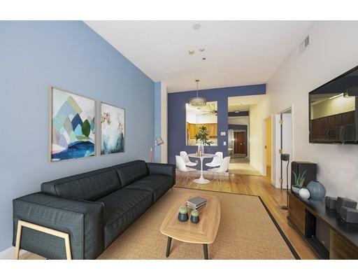 100 Fulton St Unit 1M, Boston - North End, MA 02109