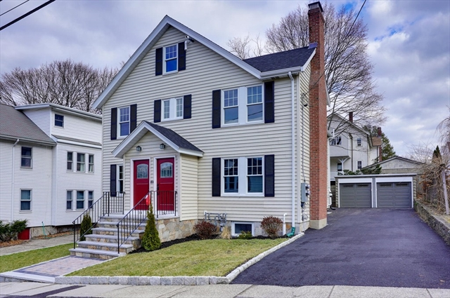 34-36 Watson Road, Belmont, MA, 02478,  Home For Sale
