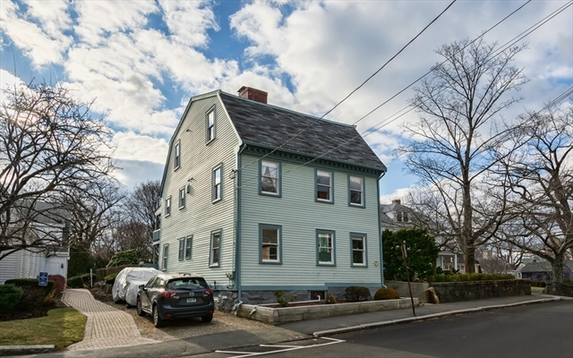32 Mugford Street, Marblehead, MA, 01945, Old Town Home For Sale
